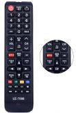 Controle Remoto TV Samsung Net Flix Smart Led Lelong LE-7496